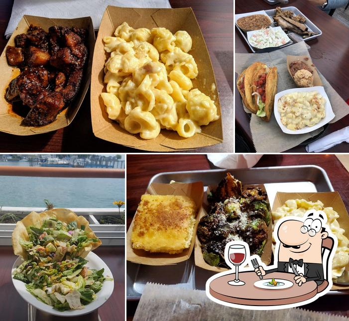 Food at SMOKEY JOSE'S