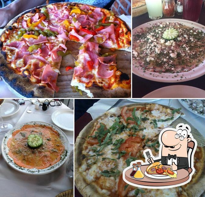 Pide una pizza en ANTICA VENEZIA
