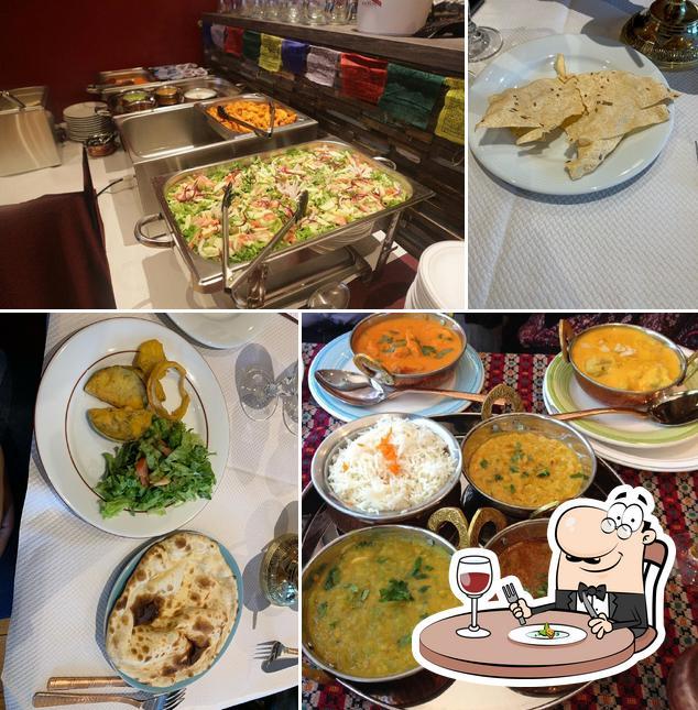 Food at Annapurna