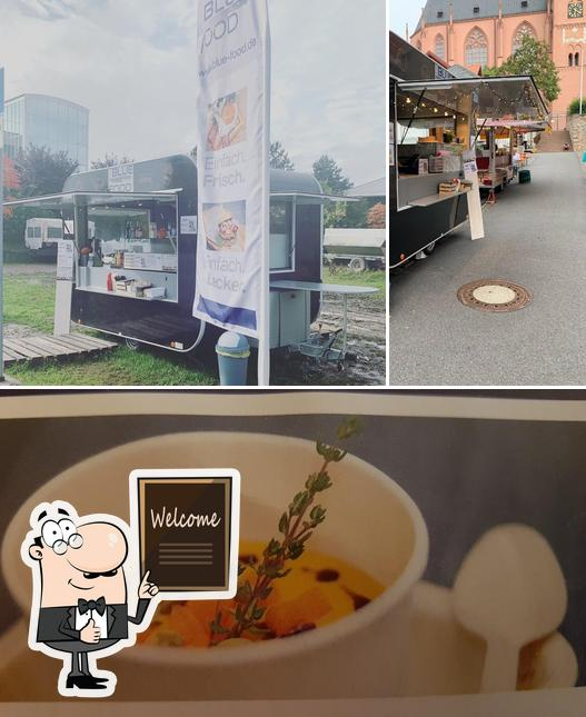 Foto von Blue Food - Mobile Cuisine