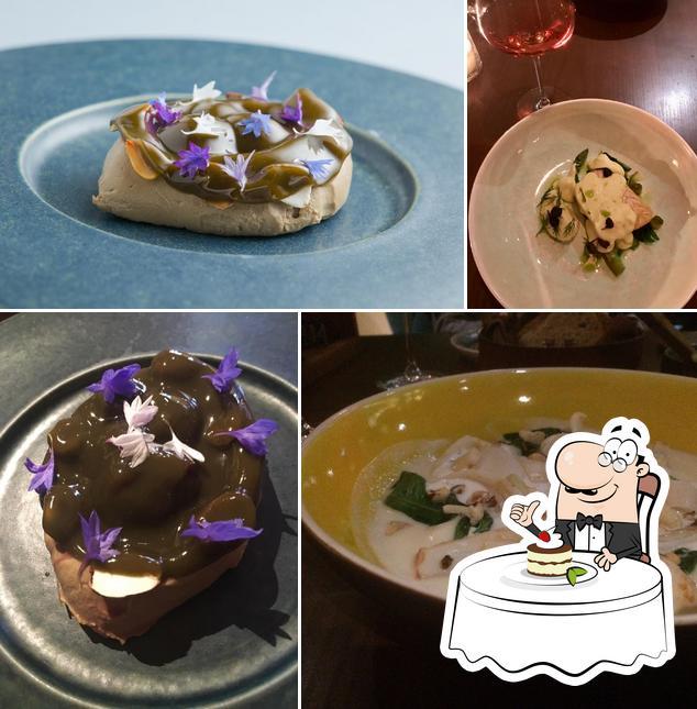 BOURGEOIS BOHEMIANS представляет гостям большой выбор десертов