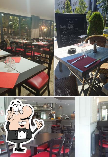 Mira cómo es Brasserie Le Palais por dentro