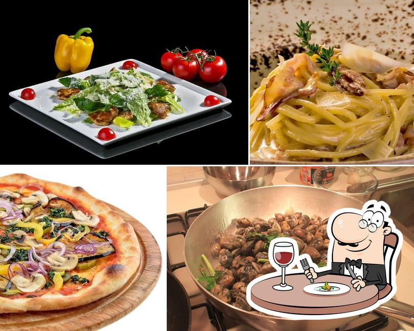 Meals at Cafe Sicilia Moscow