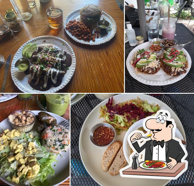 Food at Casa Macro