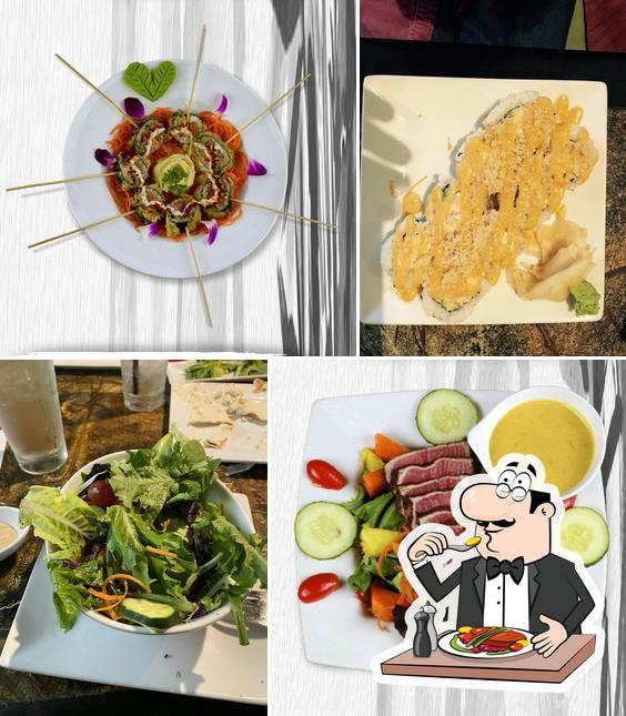 Food at Goung Zhou