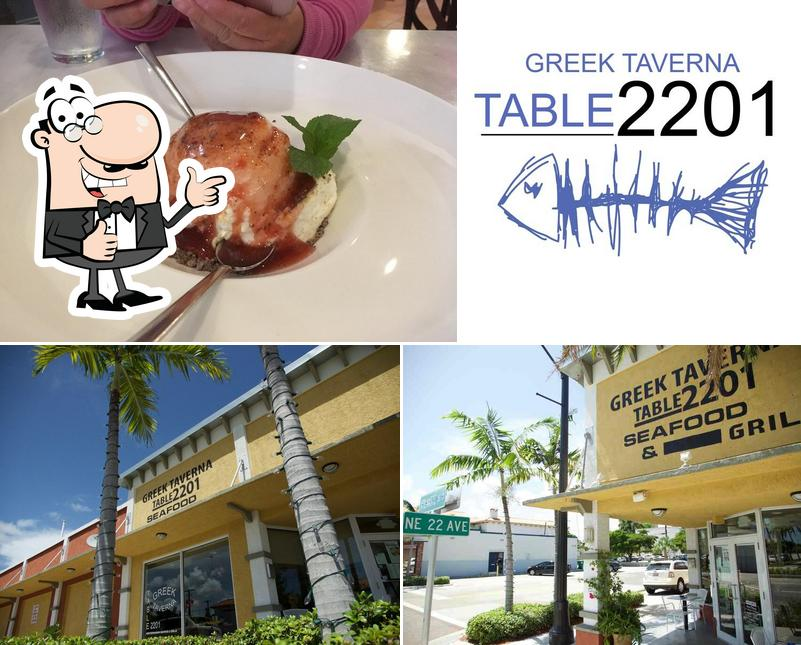 Photo of Greek Taverna Table 2201