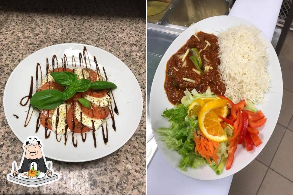 Еда в Il Mondo