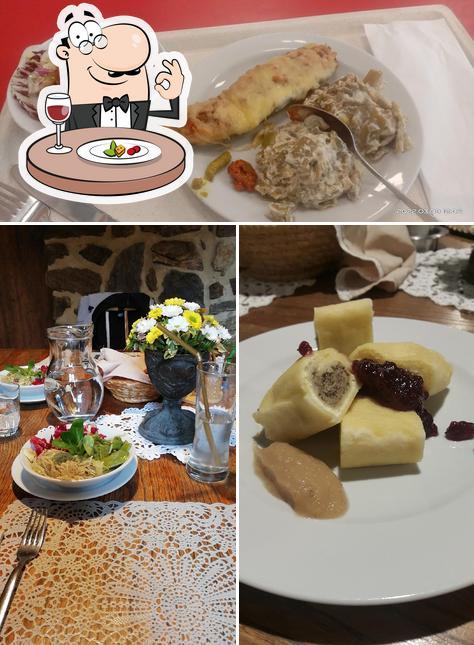 Nourriture à KOROŠKA HIŠA PRI LIPI