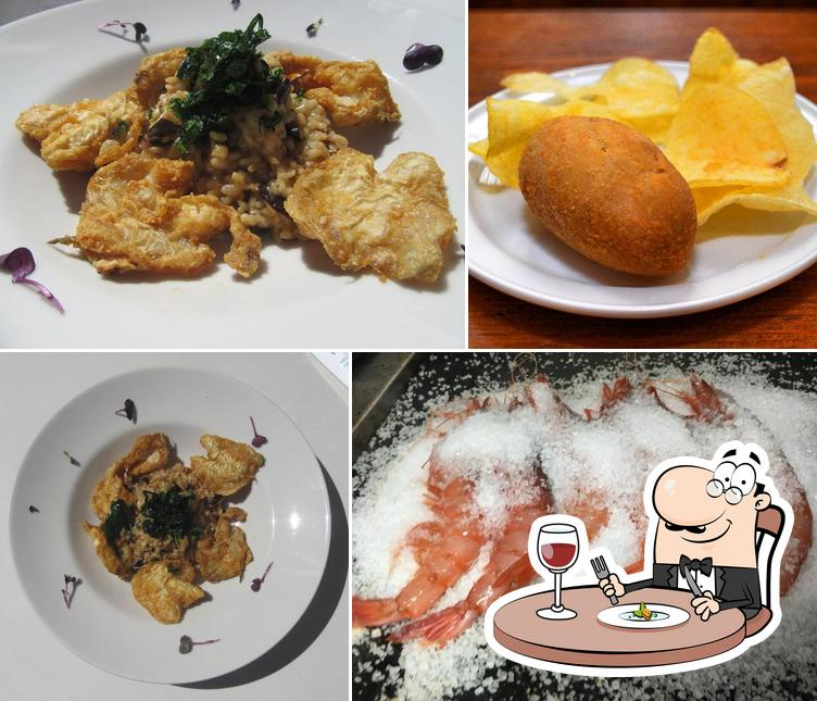 Блюда в La Encina