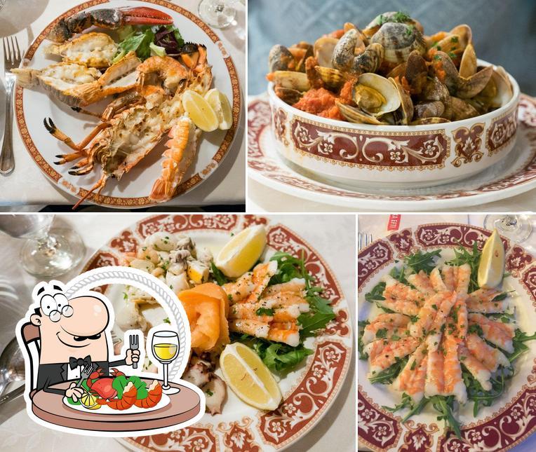 Bestellt Meeresfrüchte bei Locanda Del Boschetto