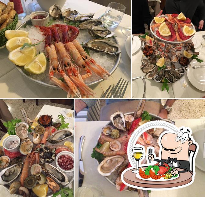 Prova la cucina di mare a Ristorante Omega 3