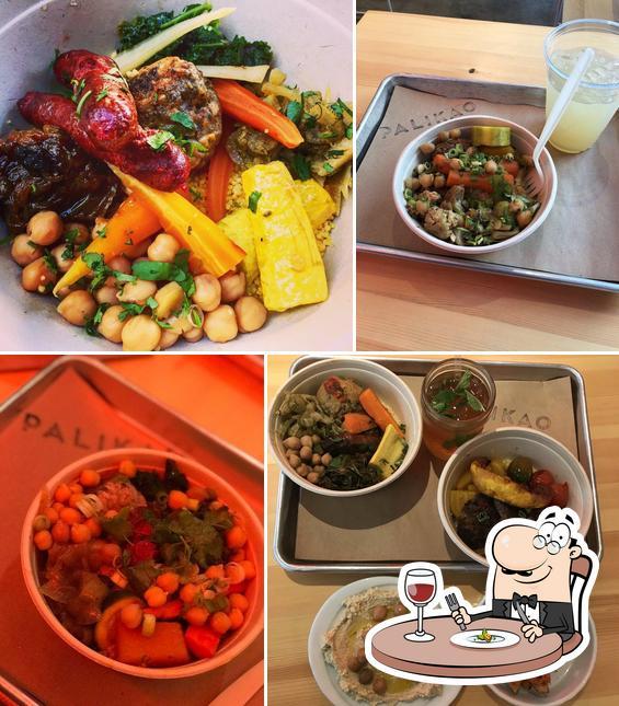 Блюда в Palikao