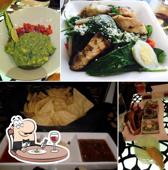 Food at Palmilla Cocina y Tequila
