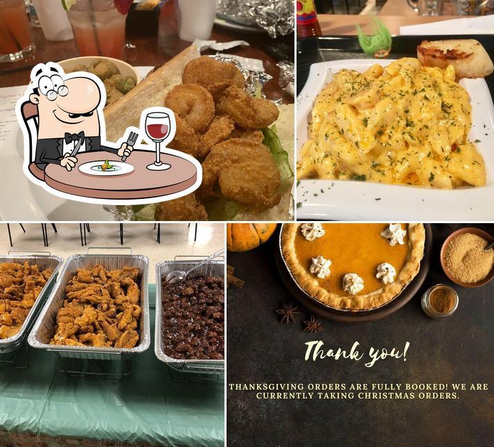 Meals at Regina's Cajun Kitchen