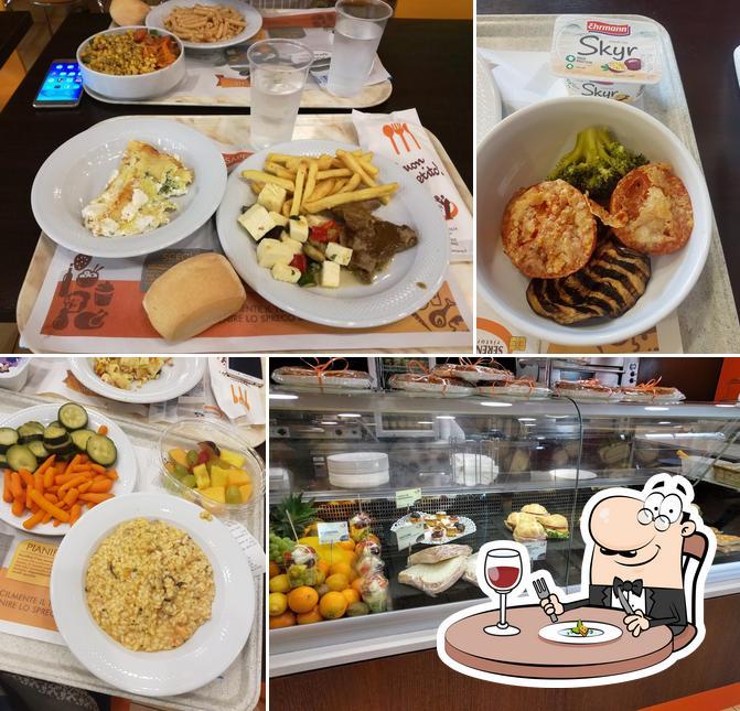 Food at Serenissima Ristorazione