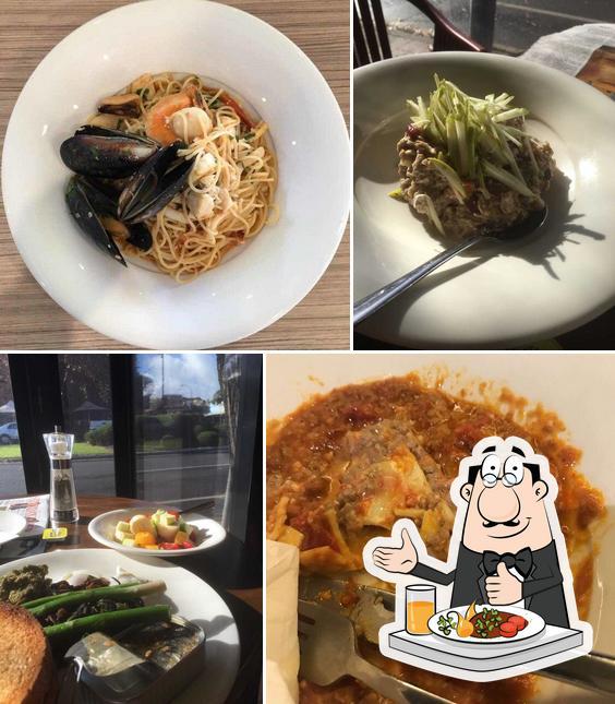 Блюда в Sfizio Cucina e Caffé