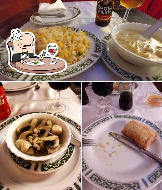 Comida en Shanghai