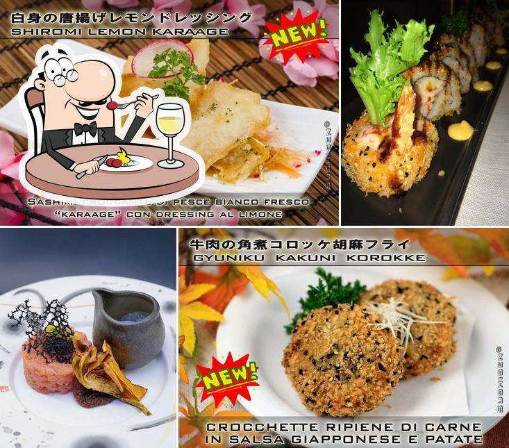 Еда в Sushisen
