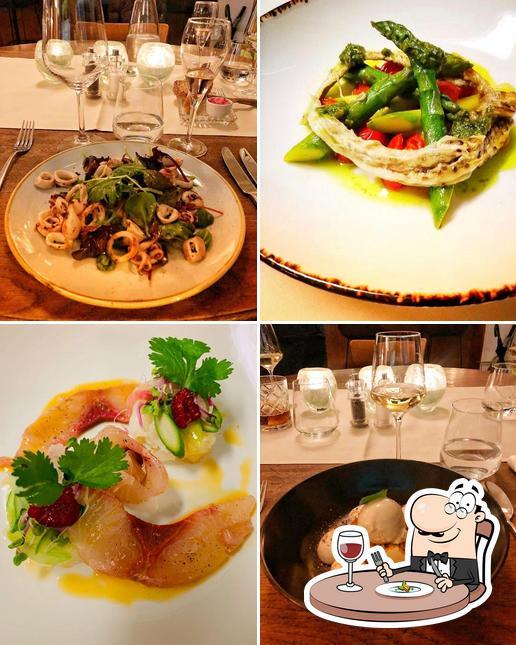 Food at Weisses Rössli