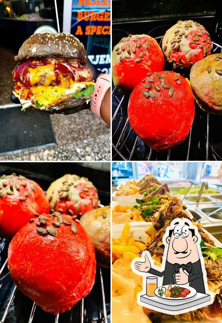 Еда в Dida Grill