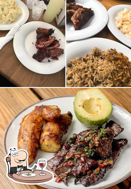 Meals at Gran Parador Bellamar