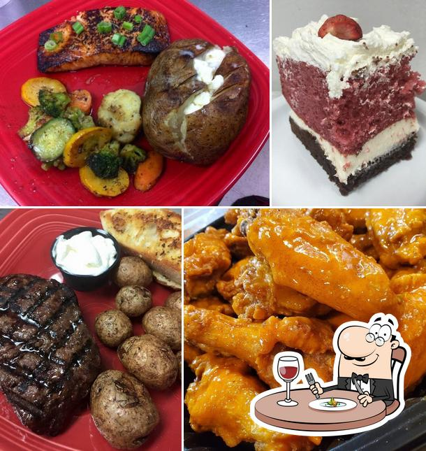 Meals at Main Street Cafe & Grill