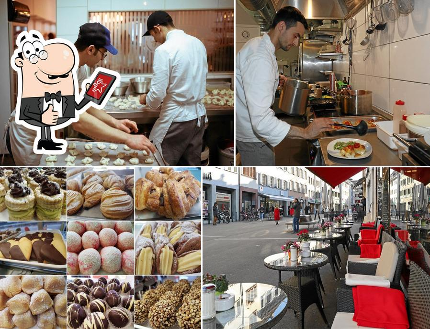 Foto de Café Restaurant Angolo Dolce