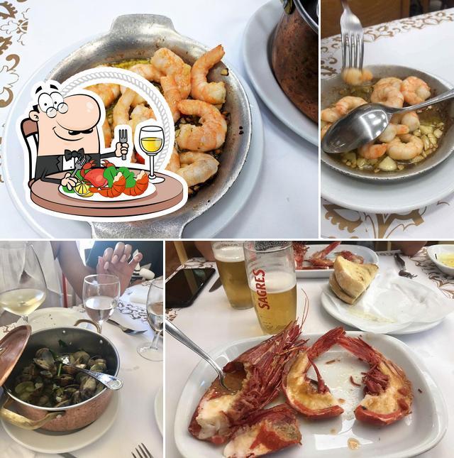 Saboreie os sabores do mar no Cervejaria Ramiro