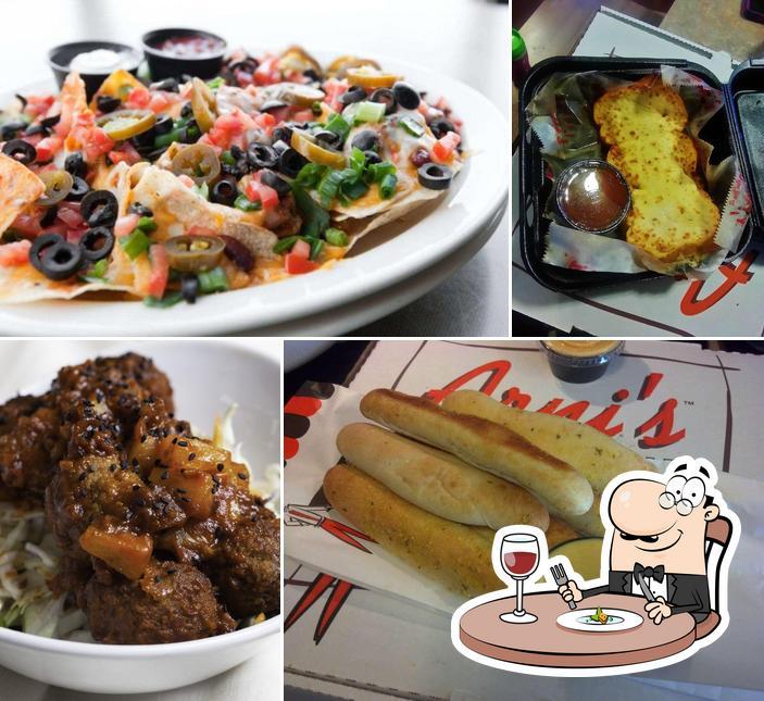 Food at Arni's
