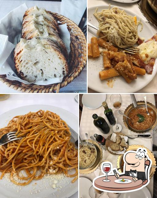 Meals at Dei Musei