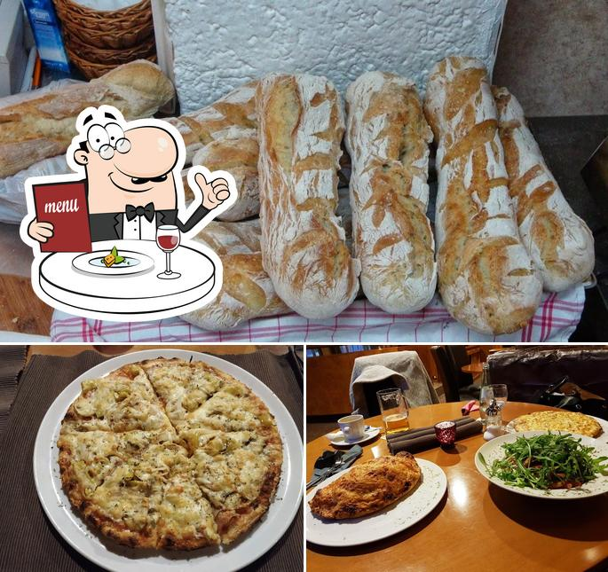 Nourriture à Ristorante Pizzeria Siciliana