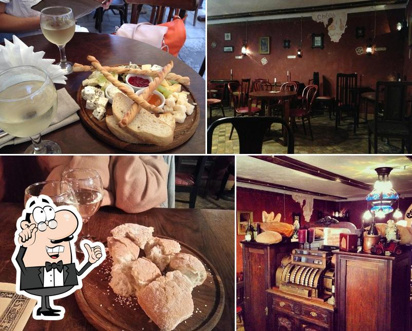 Check out how Bread & Wine looks inside
