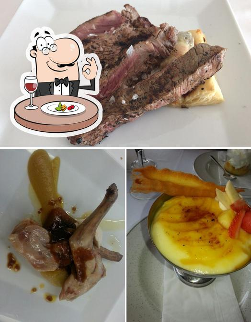 Еда в La Cabana Berga