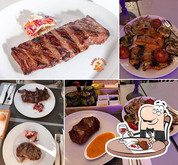 Elige una receta con carne en Sabor a fuego
