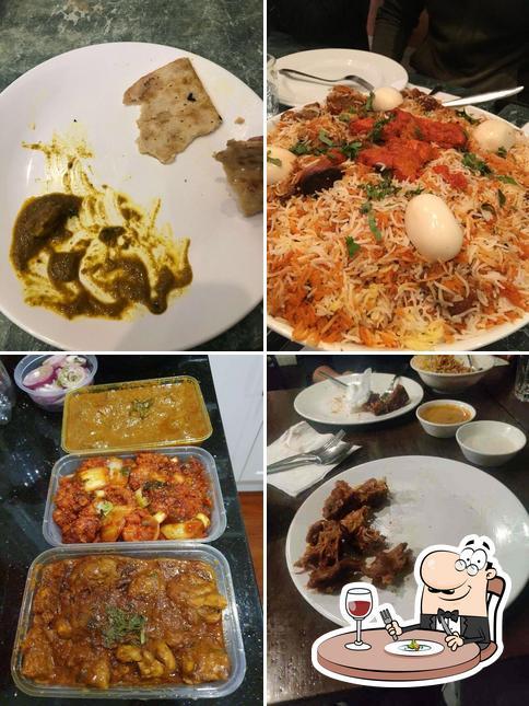 Food at Bawarchi