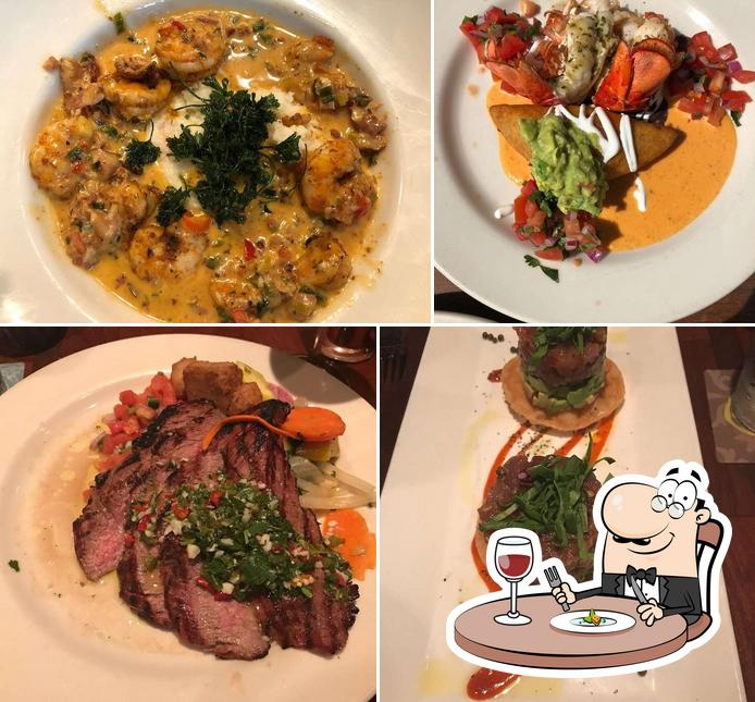 Meals at Boudro's