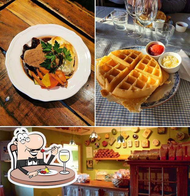 Food at Cesarstugan