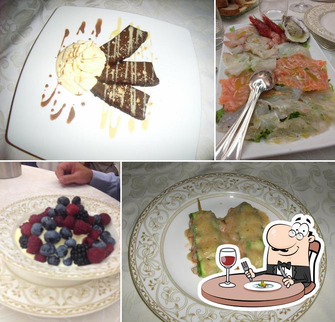 Еда в Galante
