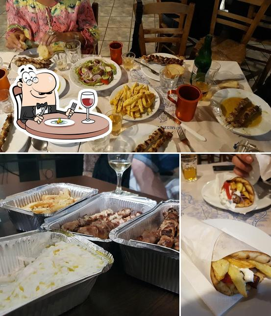 Food at Ψησταριά Νικήτας