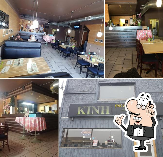 The interior of Kinh