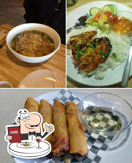 Meals at Kinh