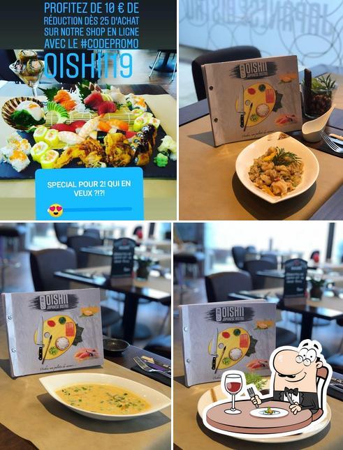 Meals at Oishii