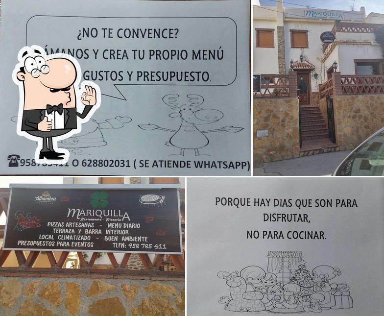 Foto de Pizzería Mariquilla