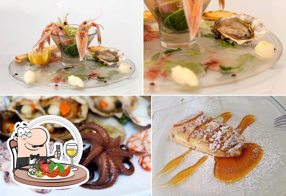 Ordina la cucina di mare a Ristorante Bella Venezia