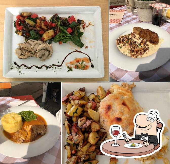 Comida en Romanushof