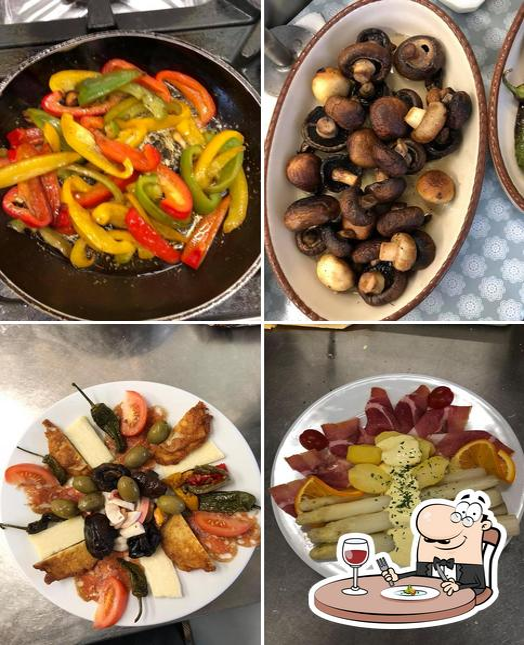 Еда в Salento