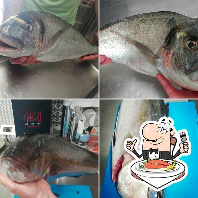 Scjabaca provides a menu for fish dish lovers