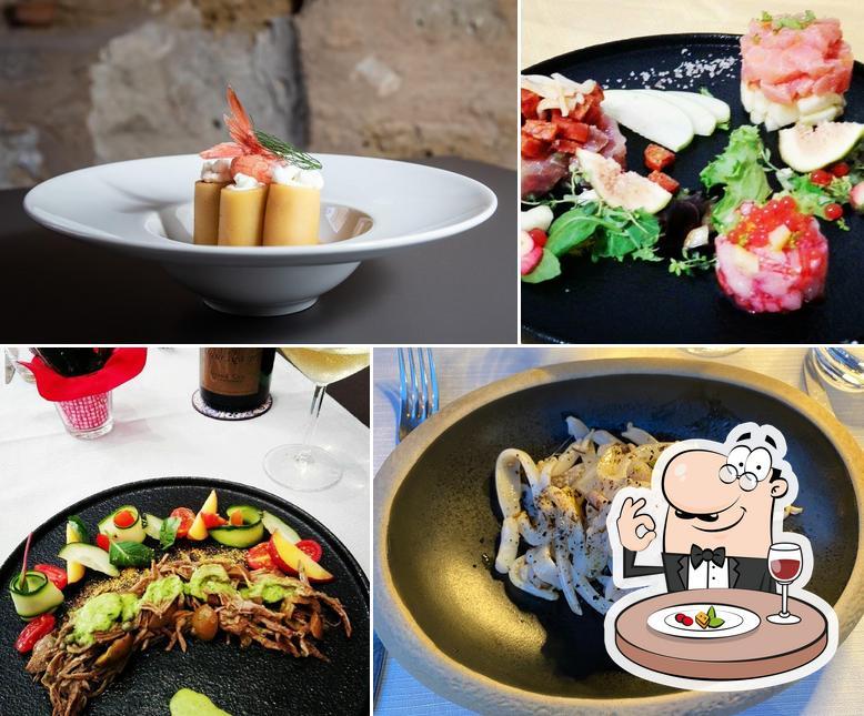 Meals at Scjabaca