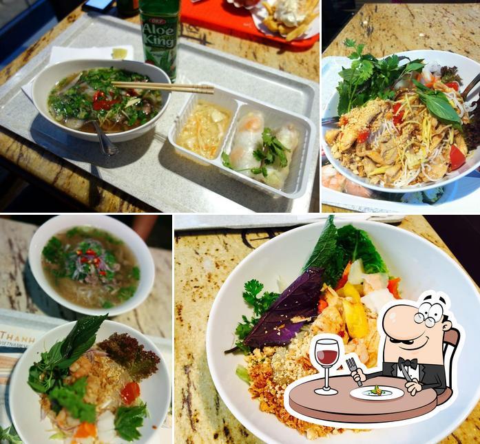 Еда в Thanh Koch