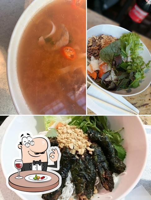 Gerichte im Thanh Koch